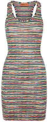 Missoni Mare Striped Beach Dress