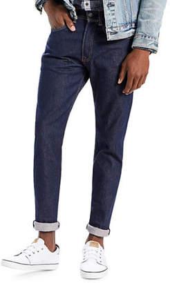 Levi's 501 Skinny Fit Noten Jeans