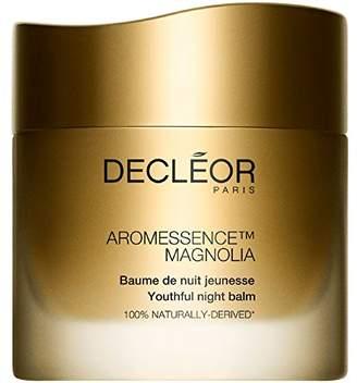 Decleor Aromessence Magnolia Youthful Night Balm, 0.5 Ounce