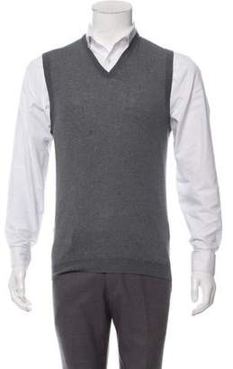 Prada V-Neck Sweater Vest