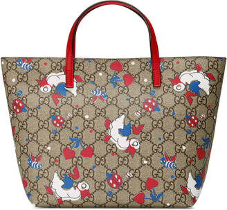 Children's GG ducks tote $530 thestylecure.com