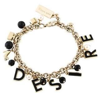 Dolce & Gabbana Desire Charm Bracelet