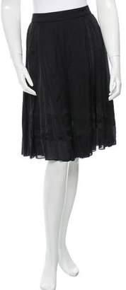 Chloé Silk Skirt w/ Tags