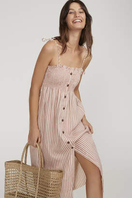 Faithfull The Brand Suki Midi Dress