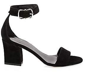 Kate Spade Women's Susane Suede Ankle-Strap Heels