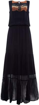 Label Lab Embrodiered front maxi