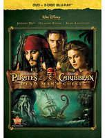 Disney Pirates of the Caribbean: Dead Man's Chest - 3-Disc Set