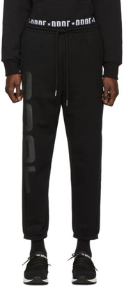 Diesel Black P-Alfreds Lounge Pants