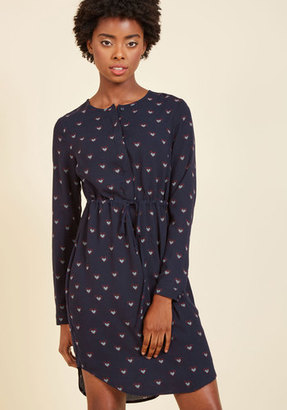 Sugarhill Boutique Learn Things the Heart Way Shirt Dress in 6 (UK) $49.99 thestylecure.com