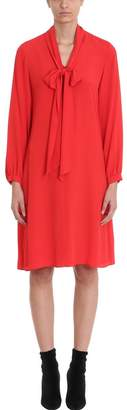 Mauro Grifoni Tie Neck Dress