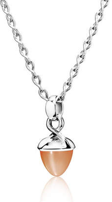 Tamara Comolli Mikado Bouquet Brown Moonstone Pendant
