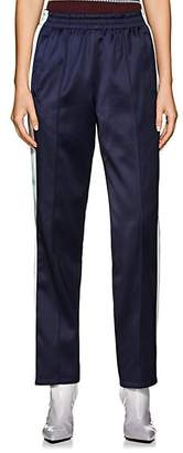 Opening Ceremony Women's Reversible Satin Track Pants - Blue