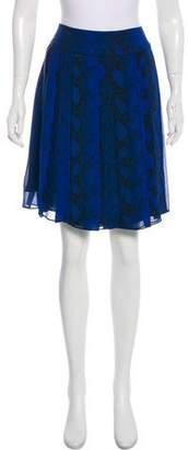 Proenza Schouler Silk Knee-Length Skirt