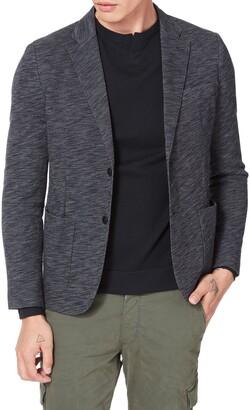 Good Man Brand Slim Fit Vintage Twill Knit Sport Coat
