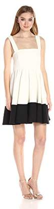 Milly Women's Doubleweave Cady Riley Dress