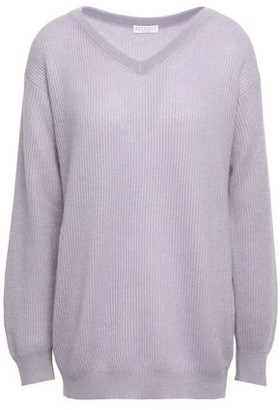 Brunello Cucinelli Ribbed-knit Sweater