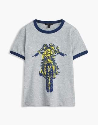 Belstaff Kid's Reeves T-Shirt Grey Age