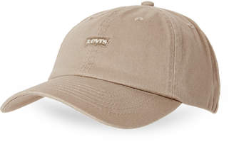 Levi's Khaki Logo Baseball Cap