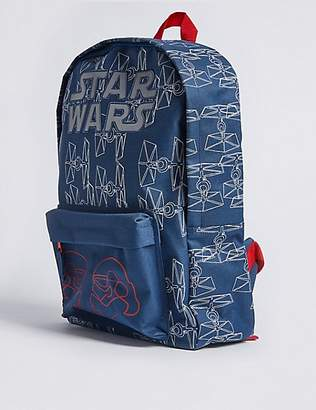Marks and Spencer Kids' Star WarsTM Backpack