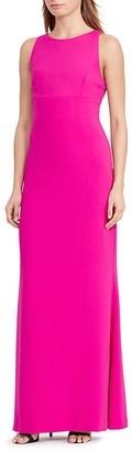 Lauren Ralph Lauren Cutout-Back Gown $160 thestylecure.com