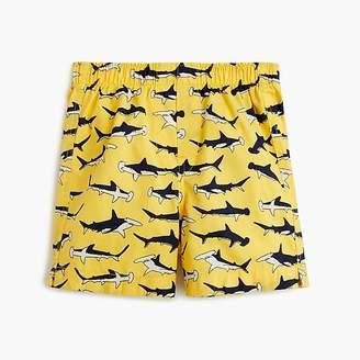 J.Crew Boys' shark-print boxers