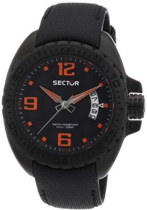 Sector Men's R3251573002 Racing 600 Analog Stainless Steel Watch