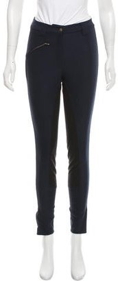 Barbour High-Rise Skinny Pants $75 thestylecure.com
