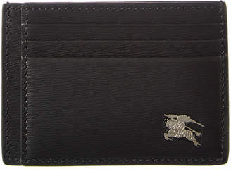Burberry Leather Card Holder