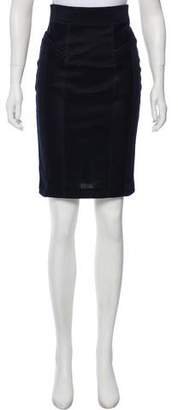 Strenesse Knee-Length Pencil Skirt