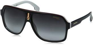 Carrera Men's Ca1001s Aviator Sunglasses