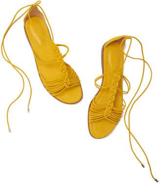 Alexandre Birman Rory Flat Sandals