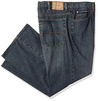 U.S. Polo Assn. Men's Big and Tall Jean