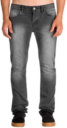 KR3W Men's K Slim Denim Pants
