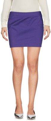 Patrizia Pepe Mini skirts - Item 35355760NM