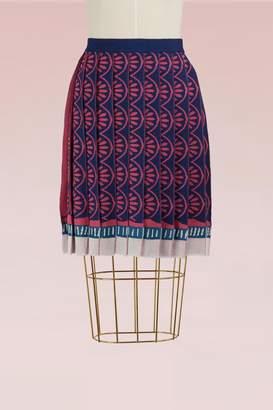 Mary Katrantzou Mighty Jacquard Skirt
