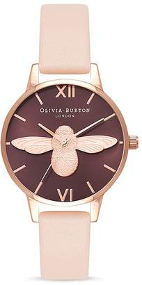 Olivia Burton 3D Bee Watch, 30mm