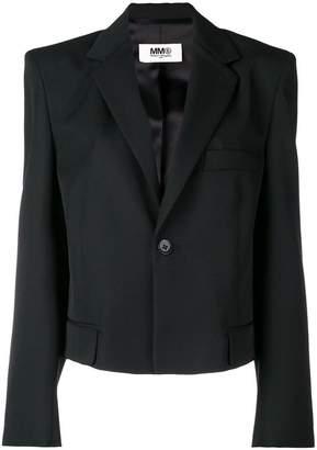 MM6 MAISON MARGIELA boxy blazer