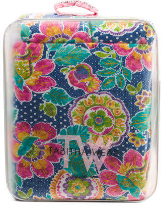 Nora Floral Quilt Set
