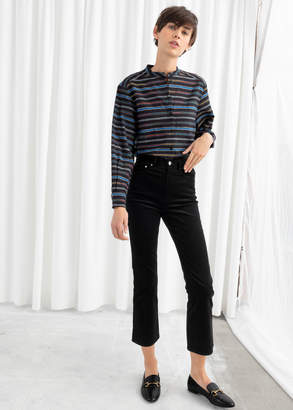 And other stories Kick Flare Corduroy Pants