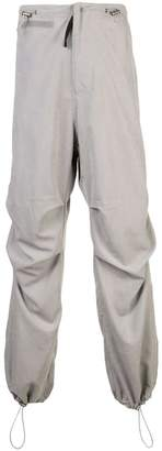 032c ruched detail trousers
