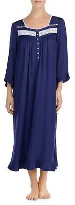 Eileen West Three-Quarter Sleeve Ballet Nightgown