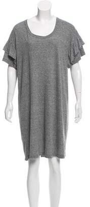 Current/Elliott Short Sleeve Shirtdress