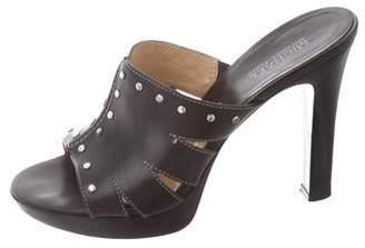 MICHAEL Michael Kors Astor Platform Slide Sandals
