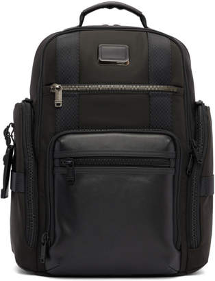 Tumi Black Sheppard Deluxe Brief Pack® Backpack