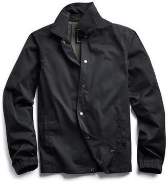 Todd Snyder Black Coach's Jacket