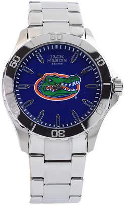 Jack Mason Men's Florida Gators Color Sport Bracelet Watch