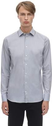 Eton Cotton Poplin Shirt