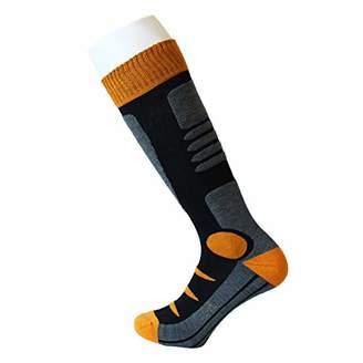Feetalk Thermal Merino Wool Ski Socks—Outdoor Activity Skiing