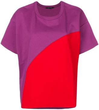 Sofie D'hoore colour block top