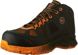 Timberland Men's Velocity Mid Orange CSA Work Boot